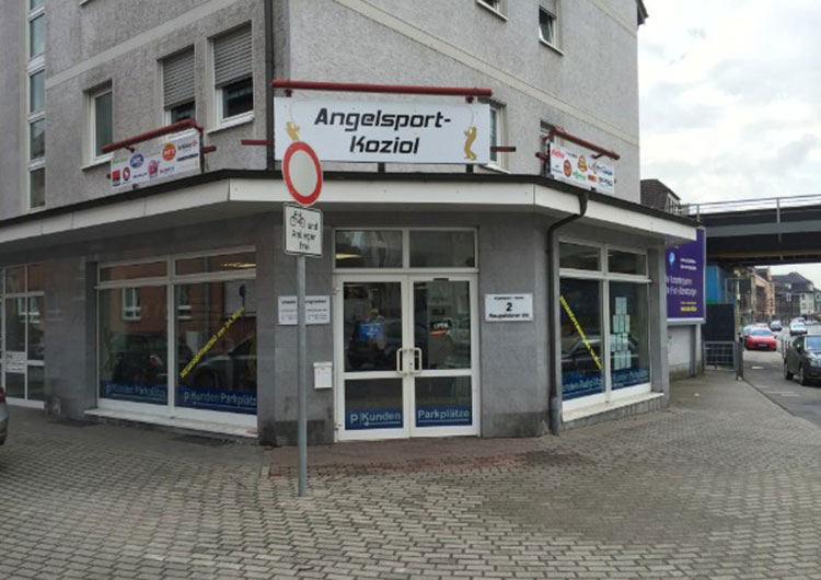 Angelsport Koziol